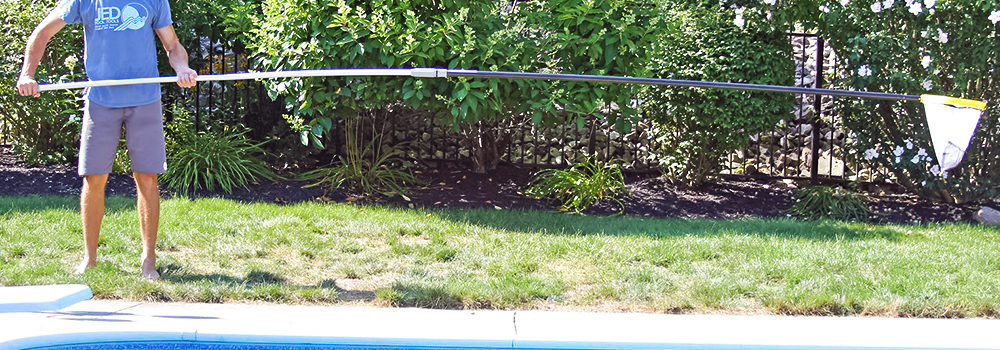best pool poles for sun shade