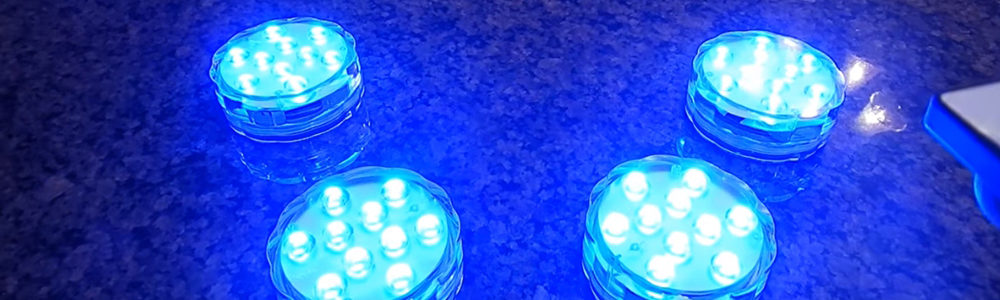 What is the best LED color pool light?