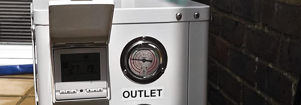 heat pumps pool heater