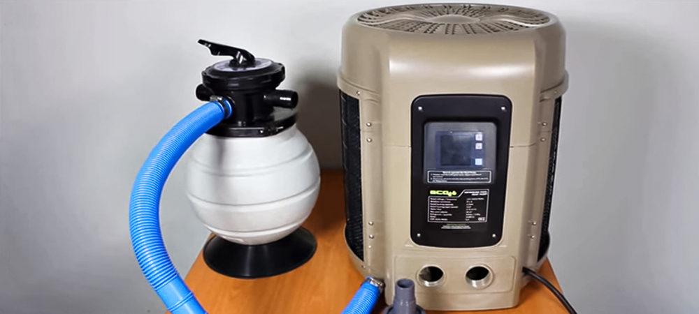 how do pool heat pumps work