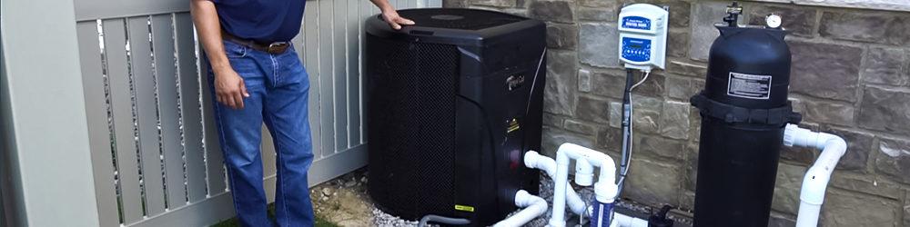 how pool heat pumps work
