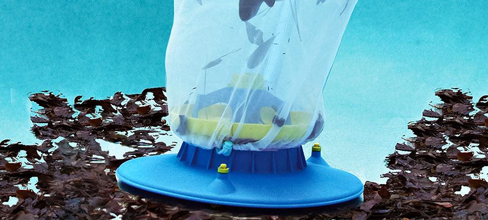 pool leaf eater vacuum