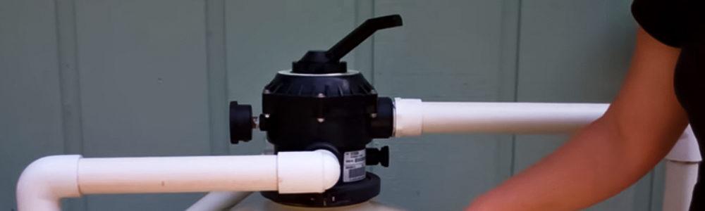 multiport pool valves