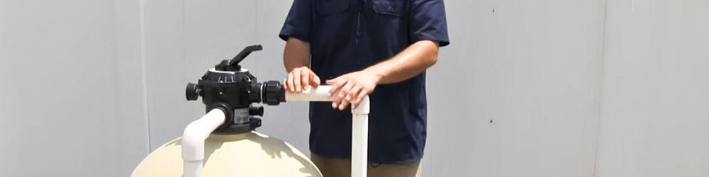hayward pool multiport valves