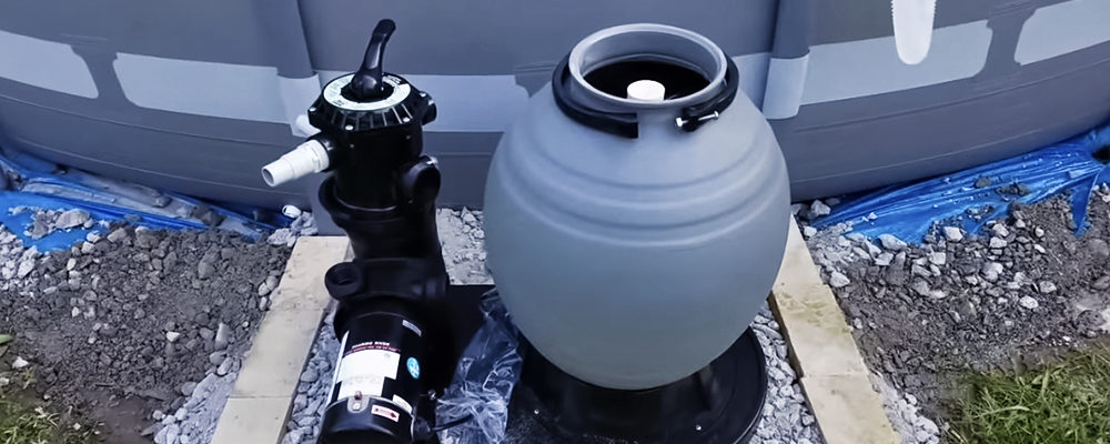 swimming pool filters sand