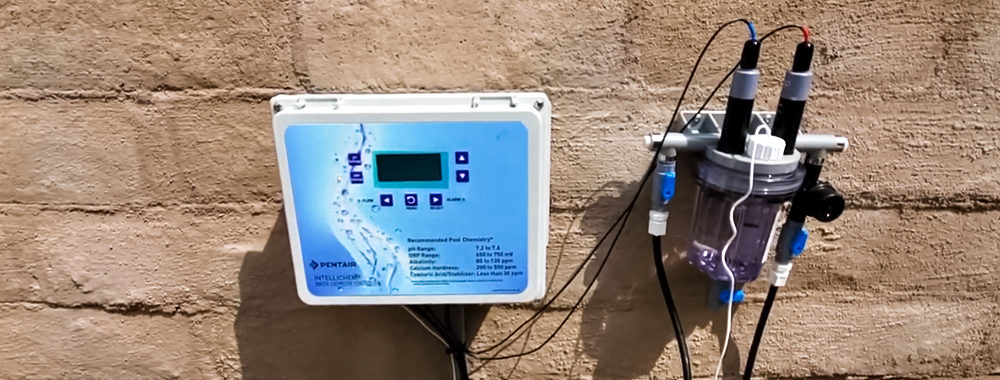 pool chemistry monitoring system